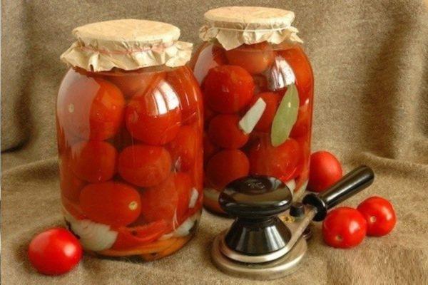 Лучшие томаты для консервирования